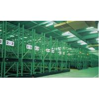 Buy cheap Electric Heavy Duty Mobile Pallet Racking,Automatic mobile shelving from wholesalers