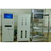 Buy cheap ISO 5658-2 Fire Flammability Resistance Testing Equipment / Laboratory Spread Flame Test Machine from wholesalers