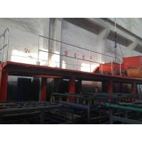 Buy cheap 3Kw Power Roofing Sheet Forming Machine, Concrete Structure Building Wall Panel Equipment from wholesalers