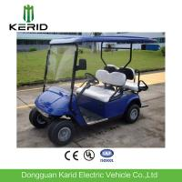 Buy cheap 4 Seater Electric Golf Carts Battery Operated Overload Capacity from wholesalers