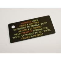Buy cheap Customized Plastic Cards Printing product