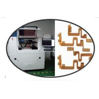 Buy cheap Precision UV CNC Laser Cutter For Flexible Printed Circuit Boards , High Speed CNC Metal Laser Cutting Machine from wholesalers