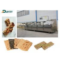 Buy cheap Healthy High Capacity Cereal Bar Making Machine Muesli Bar Granola Bar Cutting Machine from wholesalers