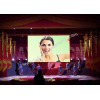 Buy cheap Large Indoor Led Screen Rental With Nova System , Hd Led Video Wall Hire from wholesalers