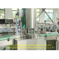 Buy cheap High Effective Powder Packing Machine Single Or Two Adhesive Labels from wholesalers