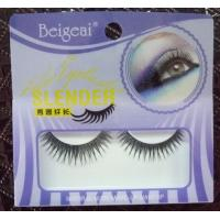 Buy cheap Each pack smoky fake eyelash layered mink lash for cheap from wholesalers