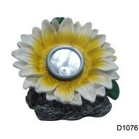 Buy cheap Craftwork Lamp, Solar Polyresin Light (D1076) from wholesalers