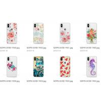 Buy cheap IVYMAX Anti Crack Pc Tpu Cell Phone Protective Cases Hybrid Crystal Clear Blank Design from wholesalers