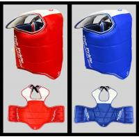Buy cheap Chest Portector Guard Taekwondo Body Protector Martial Arts Protections Training Sparring Gear Set from wholesalers