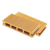Buy cheap 140X25-C Healthy and Wood Feeling deck floor  for exterior park decoration from wholesalers