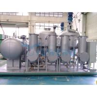 Buy cheap Green Technology Tire Oil Re-refining Plant from wholesalers