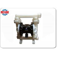 Buy cheap Plastic Double Pneumatic Air Operated Diaphragm Pump For Chemical Liquid Transfer from wholesalers