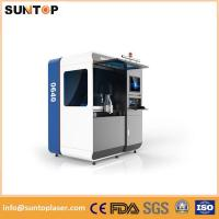 Buy cheap Mild Steel Precision Laser Cutting Machine / Laser Metal Cutting Equipment from wholesalers