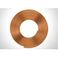 Buy cheap C1220 SF-Cu C12000 3 4 Copper Refrigeration Tubing Coil For Liquid Fed from wholesalers