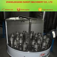 Buy cheap Semi-automatic Bottle Washing Machine Brushing Cleaner from wholesalers