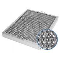 Buy cheap Honeycomb Range Hood Filter for Catching Oil Smoke from wholesalers