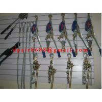 Buy cheap Cable Hoist&cable puller with ratchet system from wholesalers