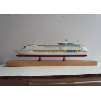 Buy cheap Scale 1:900 Ivory - White Voyager Of The Seas Model For University School Teaching Model from wholesalers