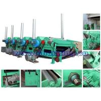 Buy cheap GM-410 Four Roller Cotton Waste Recycling Machine from wholesalers