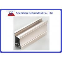 Buy cheap Anodizing Aluminum Extrusion Profiles Architectural Decorative Snap Button Frame from wholesalers
