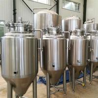 Buy cheap 500L brewhouse system from wholesalers