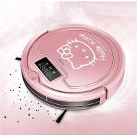 Buy cheap [Hello Kitty]Household Robotic Vacuum Cleaner Self Charging Wet Mop Cleaning Robot from wholesalers