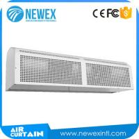 Buy cheap Alibaba China High Pressure Good Blocking Distance Industrial Air Curtain Manufacturer With New Ventilating Duct Design from wholesalers