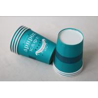 Buy cheap 12oz 380ml Disposable Single wall paper cup hot cup with lids product