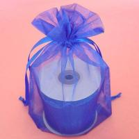 Buy cheap Colorful Wholesale Organza Gift Bags , Linen / Satin Wedding or Christmas Gift Bags from wholesalers