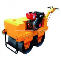 Buy cheap Small Road Roller Multifunctional 600mm Exciting force 25kN Steel Structure Steel Building from wholesalers