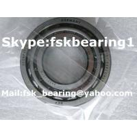 30207 J2 / Q Tapered Roller Bearings Cup & Cone For Agriculture