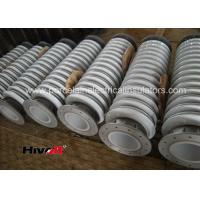 110KV SF6 Station Post Insulators , Composite Hollow Insulator IEC62155 Standard