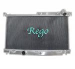 Buy cheap 2 Core Aluminum Radiator For MAZDA RX7 1992-1995 MT Aluminum Racing Radiator from wholesalers
