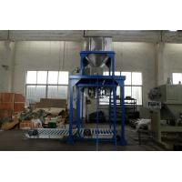 Buy cheap Automated Ton / Big Bag Filling Machine , Feed / Fertilizer / Wood Pellet Bagger from wholesalers
