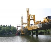 Buy cheap 22m Platform Under Bridge Inspection Vehicle With Volvo Chassis Maximum Flexibility from wholesalers