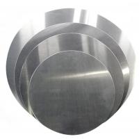 Buy cheap 1050 1060 1070 1100 hot rolled deep drawing aluminum circle / disc for cookware from wholesalers