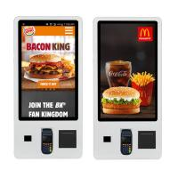 Buy cheap Smart Restaurant Digital Signage Touch Screen Window Android System from wholesalers