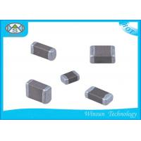 Buy cheap High Reliability Multilayer Ceramic Inductor , Heat Resistance Ceramic Chip Inductors from wholesalers