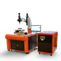 Buy cheap Auto Portable Laser Welder Metal Welding And Fabrication Soldering Machine from wholesalers