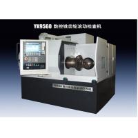 Buy cheap CNC Bevel Rolling Gear Inspection Equipment For Orthogonal Straight Tooth, ARC Gear Wheel from wholesalers
