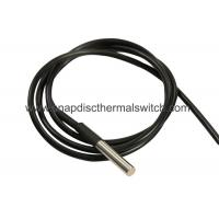 Buy cheap Waterproof Resistance Sensor Cylindrical Probe  Type Air Conditioner Use from wholesalers