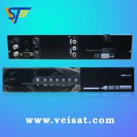 Buy cheap Fine tuning Satellite Receiver DVB-S2 Supermax 9950cxt with 2 smart card readers for Conax from wholesalers