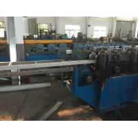 Buy cheap 1.5 - 2mm Steel Door Frame Making Machine 5000kg 11.0Kw Cold Roll Forming Equipment from wholesalers