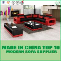 Buy cheap Dubai Modern Luxury  Genuine Leather Sofa Set living room furniture leisure sofa from wholesalers