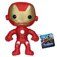 Buy cheap Cute Kids Cartoon Plush Toys Stuffed Iron Man Action Figure 20cm from wholesalers