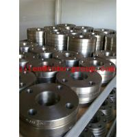 Buy cheap Astm a694 f62 f65 f70 flange ANSI B16.5,ANSI B16.47, ASME B16.47 series A, from wholesalers