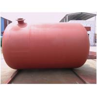 Buy cheap Customized Pressure Underground Oil Storage Tanks , Underground Petroleum Storage Tanks from wholesalers