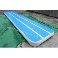 Buy cheap DWF material gym mat , inflatable gym mat , gym rubber mat , rubber gym mat, air mat gym from wholesalers