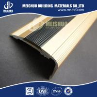 Buy cheap tile ceramic step fire rated rubber anti slip vinyl flooring stair nosing from wholesalers