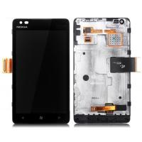 Buy cheap Original Black 4.3 Inch Nokia Lumia 900 LCD Screen Digitizer Touch Screen from wholesalers